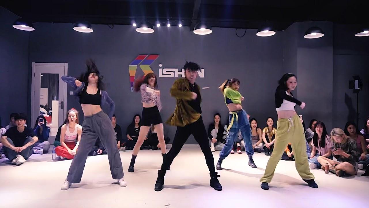 "Dua Lipa "" Levitating "" dance choreography Jazz Kevin Shin Choreography"