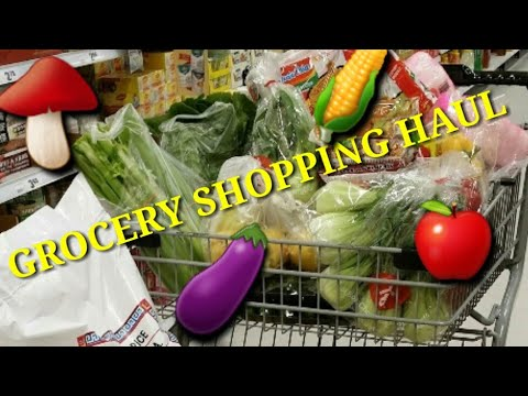 #VLOG 24 GROCERY HAUL  * THE REAL CANADIAN SUPERSTORE * $275.00 😊