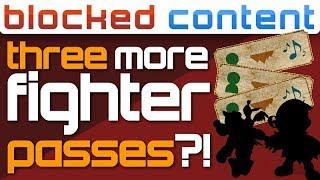 Three FIGHTER PASSES (15+ NEWCOMERS) in Datamine Leak?! - Super Smash Bros. Ultimate LEAK SPEAK!