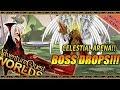 =AQW= Aranx Unique Boss Drops!! || Celestial Realm Arena + Aranx Birthday || AdventureQuest Worlds