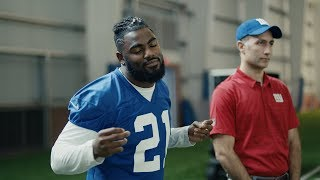 Landon Collins | NFL Super Bowl LII Teaser
