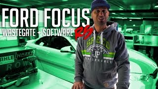 JP Performance - Ford Focus RS | Wastegate + Software