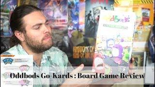 Oddbods GoKards - Board Game Review