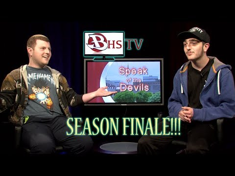 BHS TV: Speak of The Devils featuring BHS Alum Dan Connolly