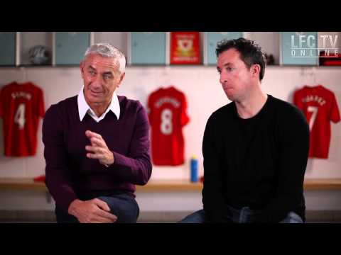 LFC v Chevrolet: Ian Rush interview