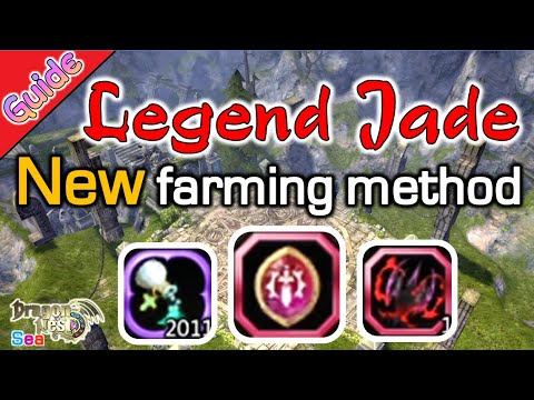 New Legend Jade Farming / After Nest Restructure / DragonNest SEA