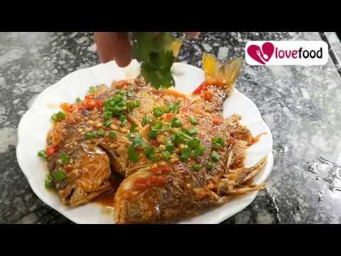 Thai Crispy Fish With Tamarind Sauce | Love Food