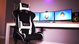 The BEST Gaming Chair - GT Omega Pro Office Chair Review 5 Off Code