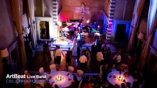 wedding live band italy celebration cover