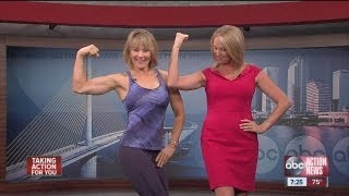 ABC Action News Weekend Edition: Bodybuilding Championships thumbnail