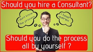 Should you hire a Consultant for PR process ?