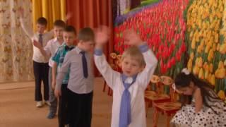 """Танец на песню Барбариков """"Далеко от мамы"""" на утреннике в детском саду"""