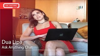 Video Dua Lipa Blushes When She Realizes She Showed Us Her Tatts & Red Panties. Watch Here download MP3, 3GP, MP4, WEBM, AVI, FLV Mei 2018