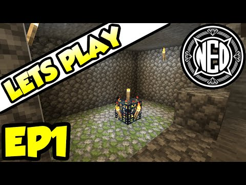 Jungle Dungeon Spawn | Minecraft 1.14 Let's Play Ep. 1 (TheNeoCubest)