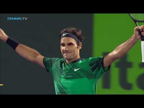 Roger Federer 2017 Best Moments: Indian Wells & Miami