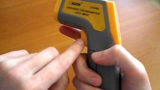 Инфракрасный термометр из dealextreme(, 2011-04-05T09:00:55.000Z)