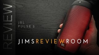 JBL Pulse 2 Bluetooth Speaker - REVIEW
