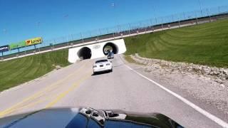 Kentucky Speedway Tunnel