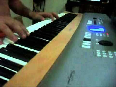 SOMEWHERE IN TIME ( PIANO DIGITAL DGX 630 YAMAHA )
