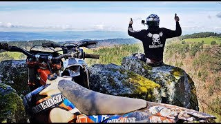 Enduro Feeling Is Back | France Trip 2018 | Ft. Rupture