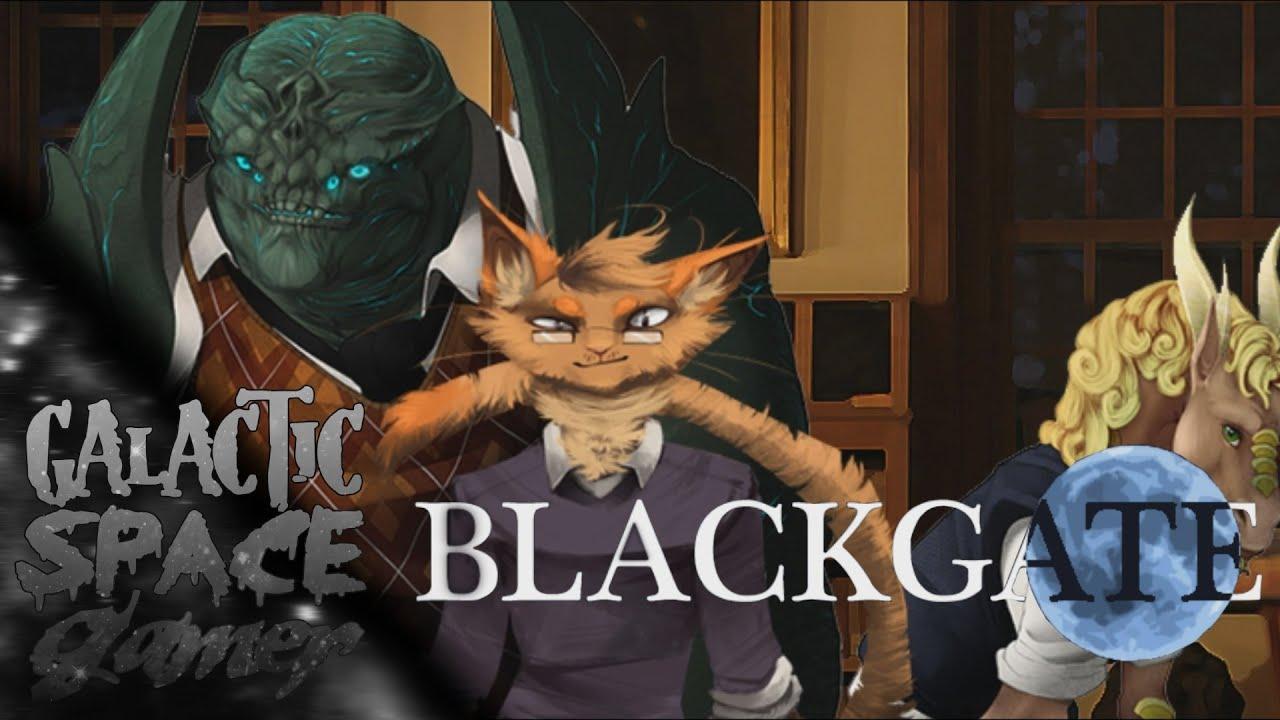 Blackgate 18 Furry Visual Novel  Part 23  Who Will I -5796