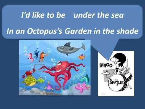 Octopus Garden vocals