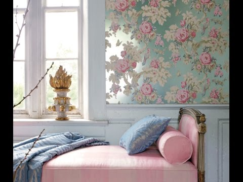 Floral and Flowery Wallpaper Designs