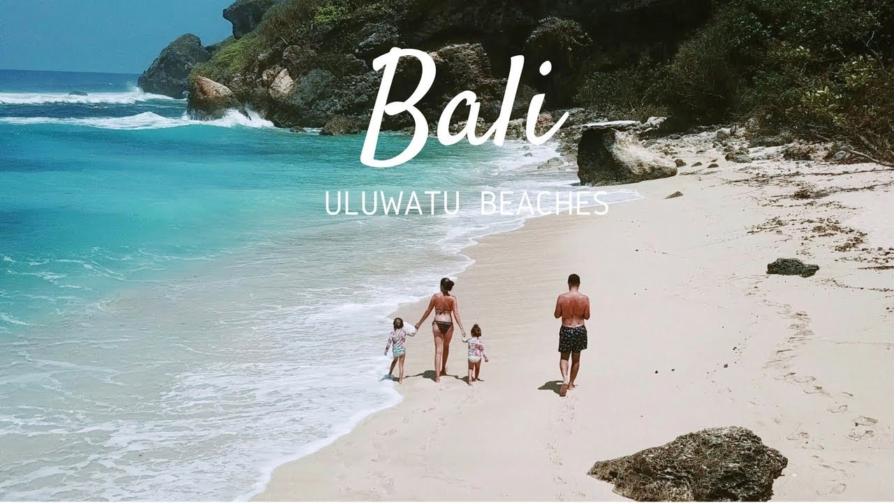 Uluwatu With Kids And The Beaches In South Bali For Families Vlog