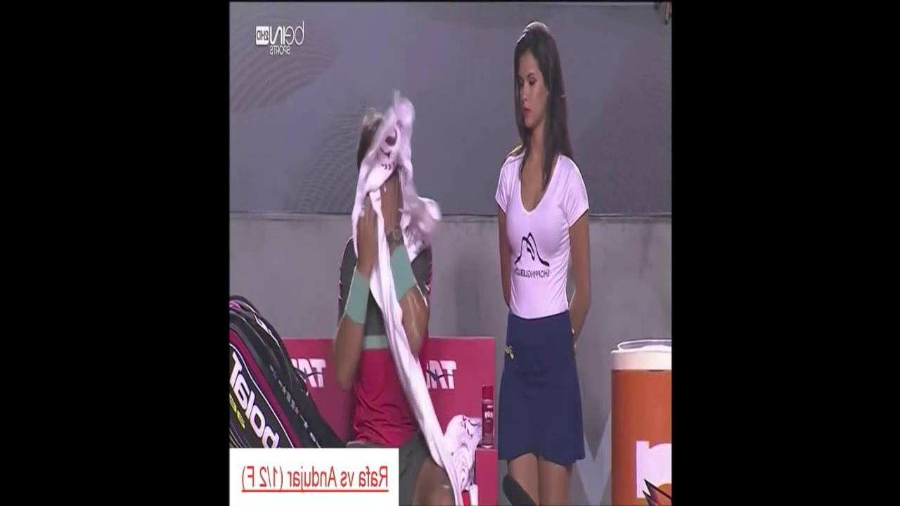 Ana ivanovic sexy moments - 3 part 1