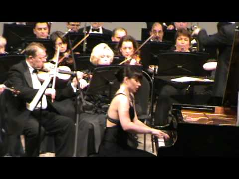 Rachmaninov - Piano Concerto №3 - third movement_1 - Ekaterina Mechetina