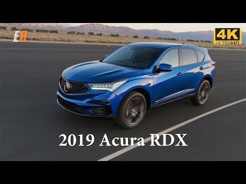 NEW - 2019 Acura RDX - The Best Compact Luxury SUV?  4K