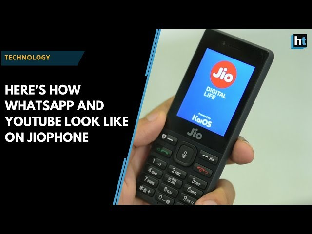 WhatsApp arrives on Jio Phone, Jio Phone 2: How to download and