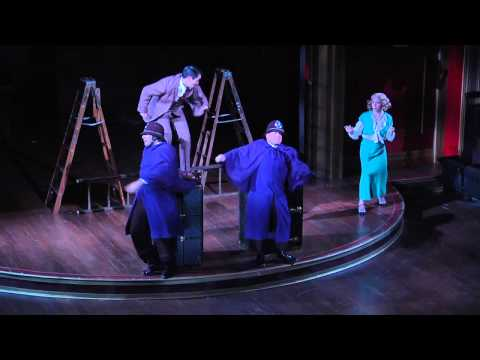 A Sneak Peek at The 39 Steps at Triad Stage