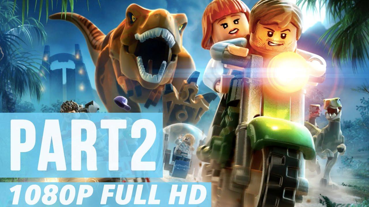 lego jurassic world  playthrough 2  best games for kids