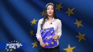 """Europe Today"" programme March 2017 part 1 (English subtitles)"