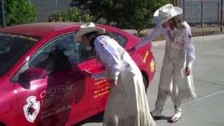 Cheyenne Frontier Days Dodge Dart Giveaway
