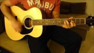 sayonee guitar tutorial with original chords & tabs