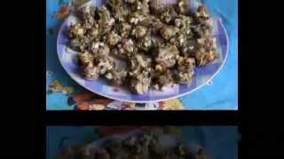 Блюда из грибов. Фаршированные шампиньоны