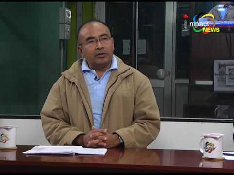 Role of Media in Climate Change : Agenda Manipur 04 Dec 2016