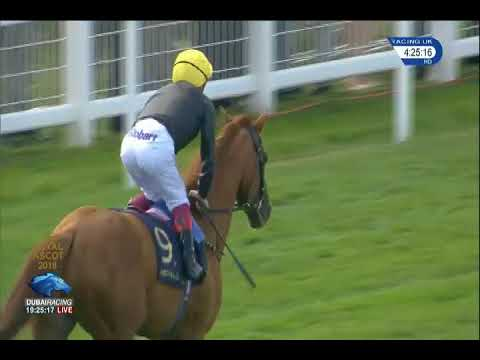 Stradivarius - Frankie Dettori wins the Gold Cup - Royal Ascot
