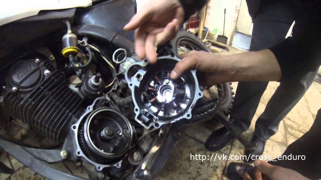 Ттр 250 схема двигателя