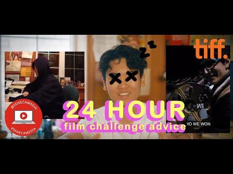 How I Do 24 Hour Film Challenges