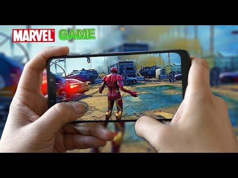 Top Marvel Games For Android 2019 | Ultra HD Online Games - Gaming4AB