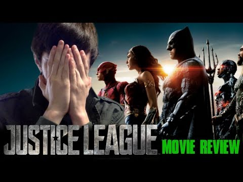 Justice League Movie Review/Rant by Luke Nukem