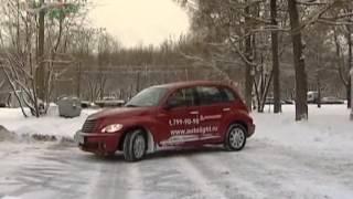 Обзор Chrysler PT Cruiser. Тест драйв Крайслер ПТ Круизер