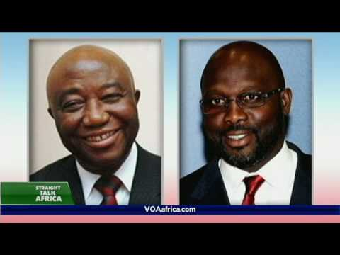 Straight Talk Africa correspondent  PAUL SISCO on the LIBERIAN ELECTION