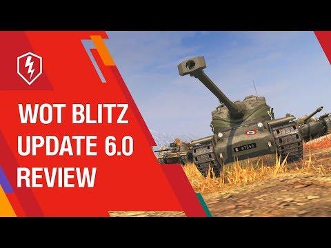 Update 6 0 | World of Tanks Blitz