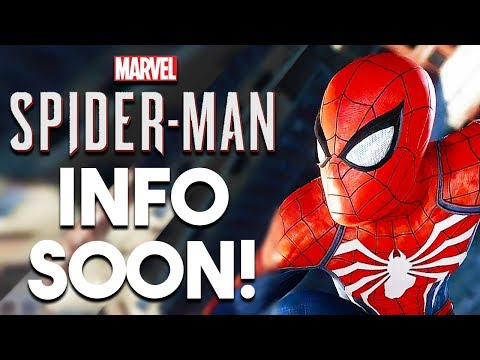 BIG SPIDER MAN PS4 INFO SOON and AWESOME God Of War SPECIAL Edition