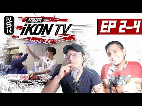 GUYS REACT TO 'iKON TV' EP. 2-4