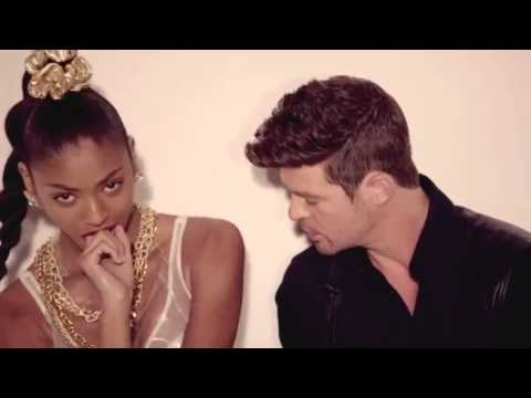 I know you want it - Robin Thicke